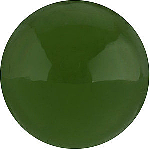 Round Shape Jade Genuine Real FINE, Quality Loose Gemstone Grade AA, 8.50 mm in Size