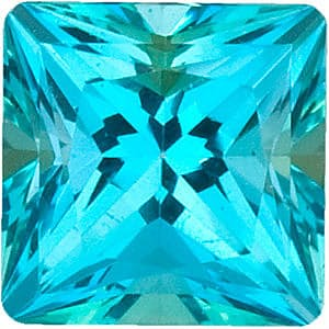 Round Shape Paraiba Passion Topaz Gemstone Grade AAA, 7.00 mm in Size