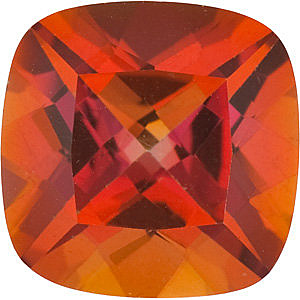 Shop For Mystic Sunrise Topaz Gemstone, Antique Square Shape, Grade AAA, 6.00 x 6.00 mm in Size, 1.25 Carats