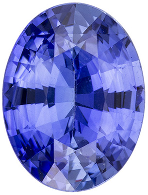 Soft Pastel Bright Blue Sapphire from Ceylon for SALE! Oval Cut, 7.9 x 6 mm, 1.38 carats