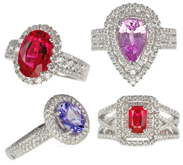 Spinel Jewelry