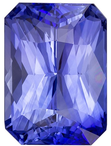 Stunner Blue Sapphire Gemstone, 10.07 carats, Radiant Shape, 13.9 x 10.03 x 7.24 mm, Impressive Gem with GIA Certificate