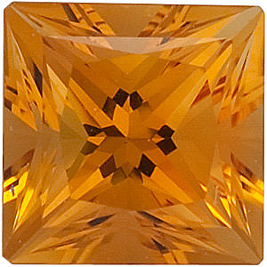 Swarovski Gems Golden Princess Genuine Citrine  in Grade GEM
