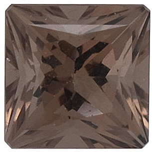 Swarovski Gems Oak Princess Smokey Quartz in Grade AAA