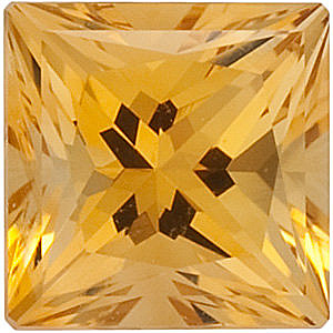 Swarovski Gems Saffron Princess Genuine Citrine  in Grade GEM