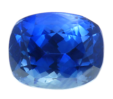 Very Attractive Cushion Nice Cornflower Blue Sapphire Gemstone 5.88 carats for SALE at AfricaGems