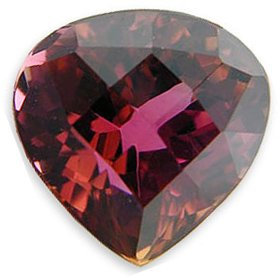 Very Special Multi Colored Parti Colored Tourmaline Gemstone 4.93 carats