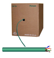 Communication Cable <br>(24 AWG, 8 Conductor)