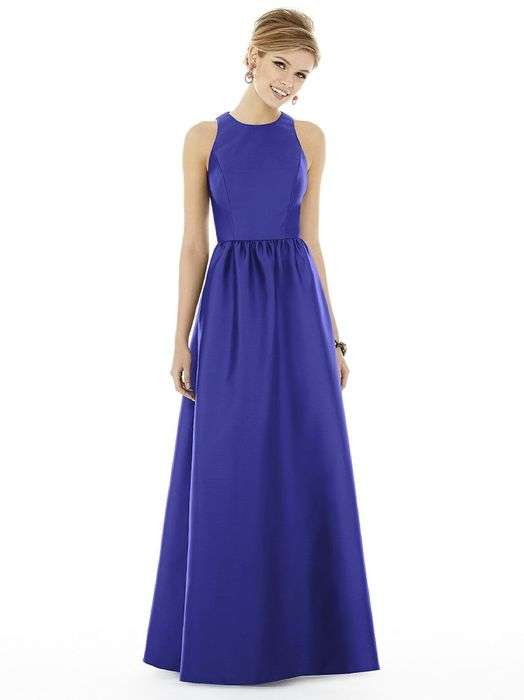 ALFRED SUNG BRIDESMAID DRESSES: ALFRED SUNG D707