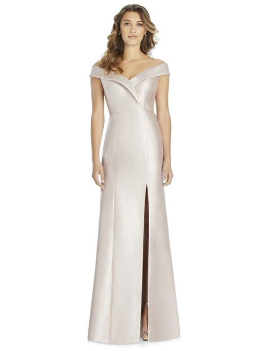 ALFRED SUNG BRIDESMAID DRESSES: ALFRED SUNG D760