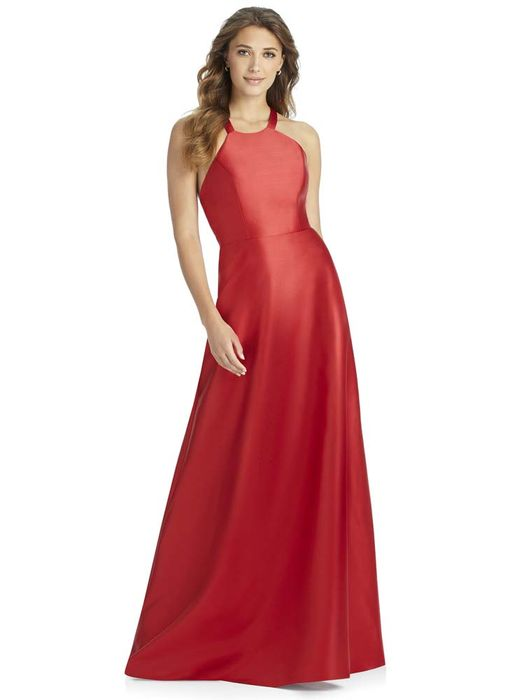 ALFRED SUNG BRIDESMAID DRESSES: ALFRED SUNG D763