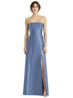 ALFRED SUNG BRIDESMAID DRESSES: ALFRED SUNG D764