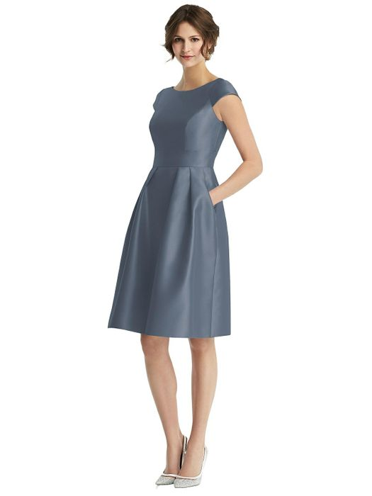 ALFRED SUNG BRIDESMAID DRESSES: ALFRED SUNG D766