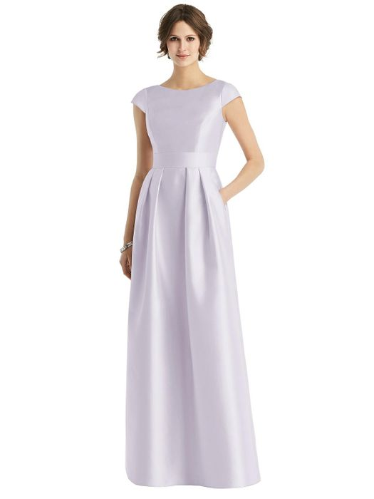 ALFRED SUNG BRIDESMAID DRESSES: ALFRED SUNG D767