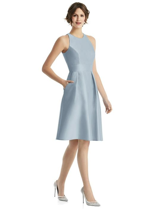 ALFRED SUNG BRIDESMAID DRESSES: ALFRED SUNG D769