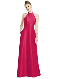 ALFRED SUNG BRIDESMAID DRESSES: ALFRED SUNG D772