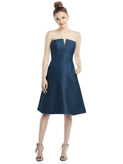 ALFRED SUNG BRIDESMAID DRESSES: ALFRED SUNG D775