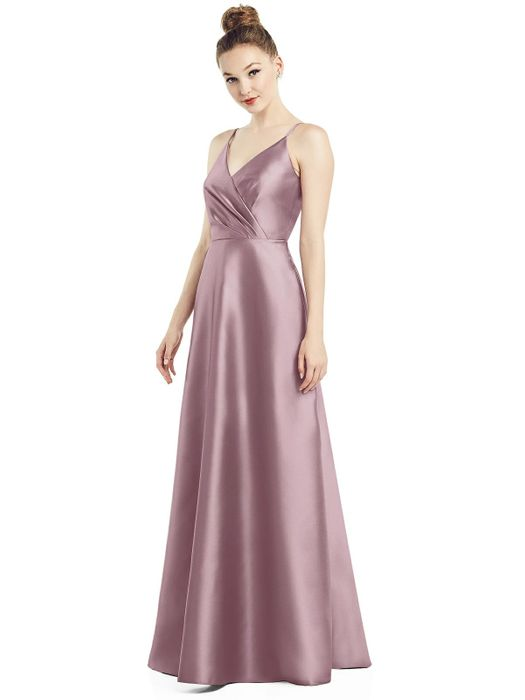 ALFRED SUNG BRIDESMAID DRESSES: ALFRED SUNG D776