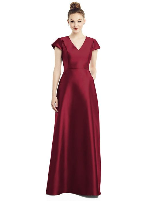 ALFRED SUNG BRIDESMAID DRESSES: ALFRED SUNG D779