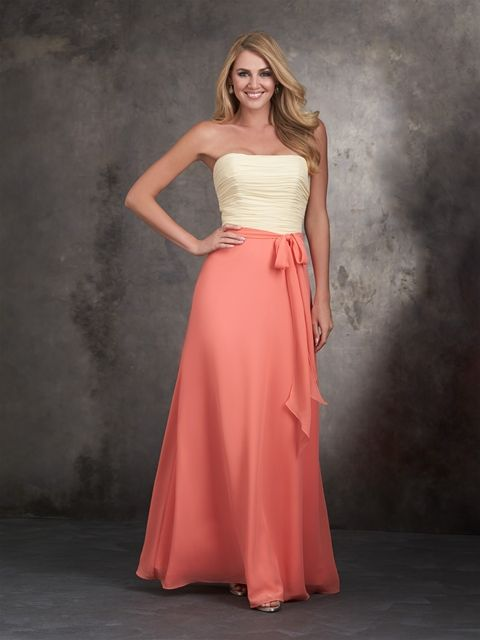 ALLURE BRIDESMAID DRESSES: ALLURE BRIDESMAIDS 1403