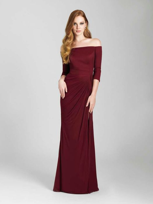 ALLURE BRIDESMAID DRESSES: ALLURE BRIDESMAIDS 1652