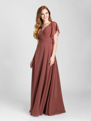 ALLURE BRIDESMAID DRESSES: ALLURE BRIDESMAIDS 1655