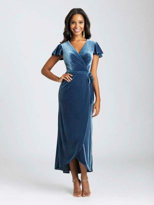 ALLURE BRIDESMAID DRESSES: ALLURE BRIDESMAIDS 1666