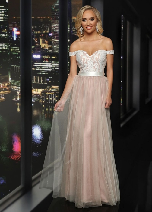 ASHLEY & JUSTIN BRIDESMAID DRESSES: Ashley & Justin 20329