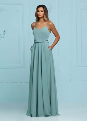 ASHLEY & JUSTIN BRIDESMAID DRESSES: Ashley & Justin 20363