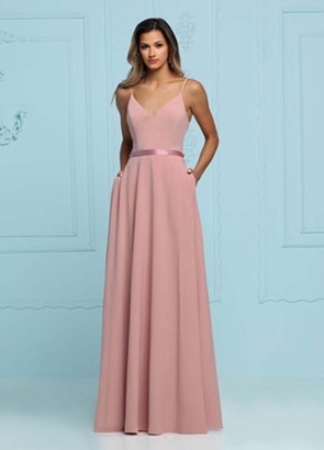 ASHLEY & JUSTIN BRIDESMAID DRESSES: Ashley & Justin 20365