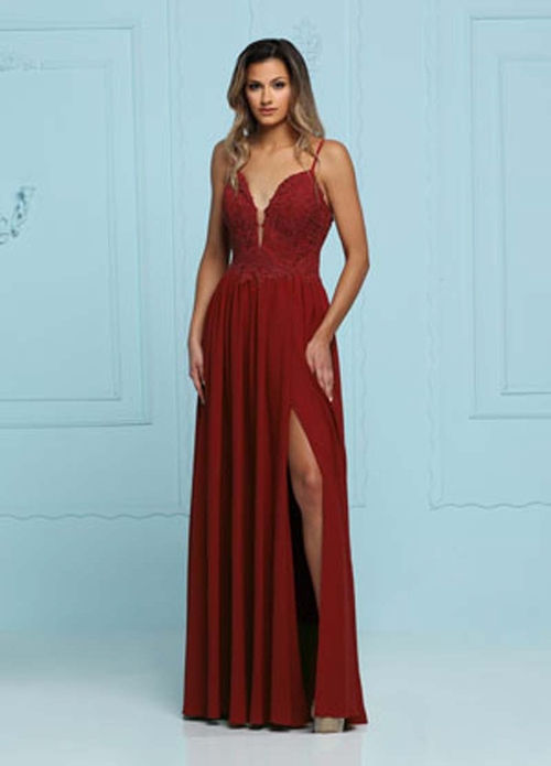 ASHLEY & JUSTIN BRIDESMAID DRESSES: Ashley & Justin 20366