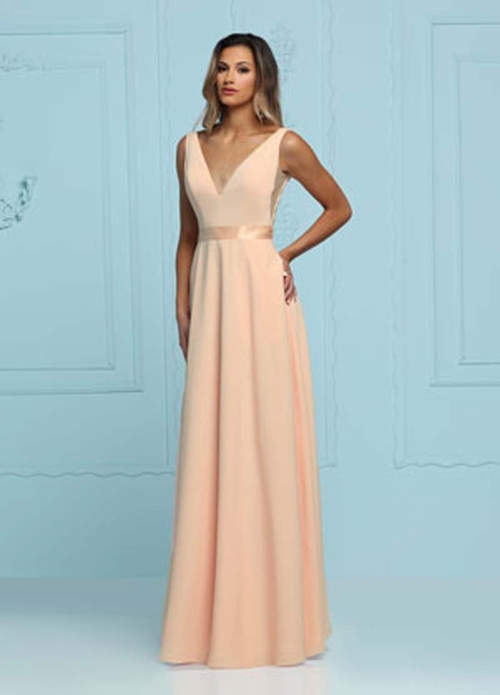 ASHLEY & JUSTIN BRIDESMAID DRESSES: Ashley & Justin 20370