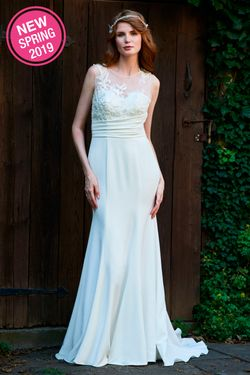 BARI JAY WEDDING DRESS: BARI JAY 2096