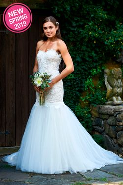 BARI JAY WEDDING DRESS: BARI JAY 2097