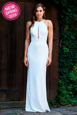 BARI JAY WEDDING DRESS: BARI JAY 2099