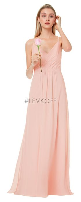 # BILL LEVKOFF BRIDESMAIDS: # LEVKOFF 7034