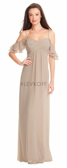 # BILL LEVKOFF BRIDESMAIDS: # LEVKOFF 7057