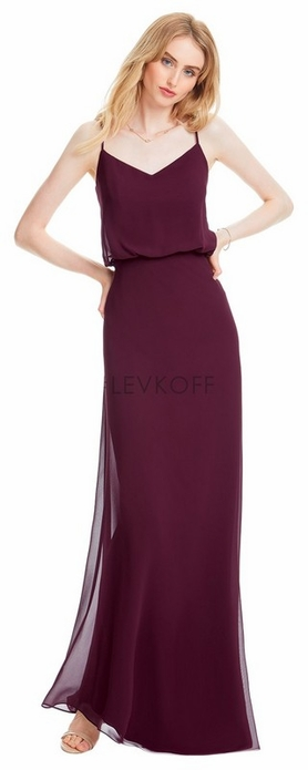 # BILL LEVKOFF BRIDESMAIDS: # LEVKOFF 7058
