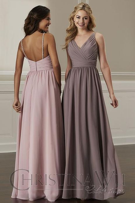 Christina Wu Celebrations: Christina Wu Bridesmaids 22874B