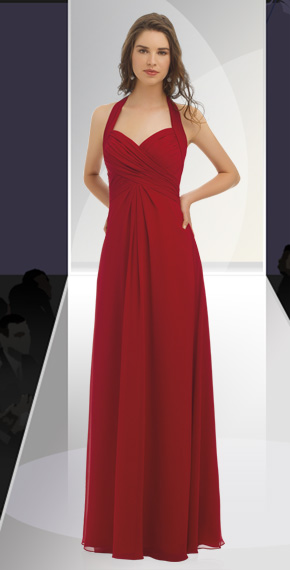 D'ZAGE BRIDESMAID DRESSES: D'ZAGE 8032
