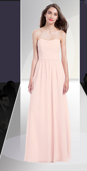 D'ZAGE BRIDESMAID DRESSES: D'ZAGE 8094