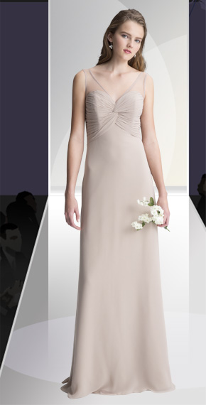 D'ZAGE BRIDESMAID DRESSES: D'ZAGE 8122