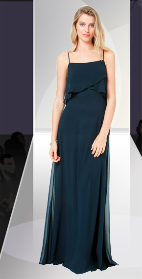 D'ZAGE BRIDESMAID DRESSES: D'ZAGE 8131