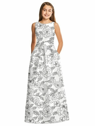 b25f6107fa5 Dessy Girls Junior Bridesmaid Dresses - JR Bridesmaids