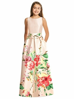 Dessy Junior Bridesmaid JR544 CBP