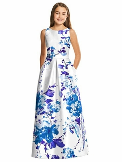 Dessy Junior Bridesmaid JR544 FLOR