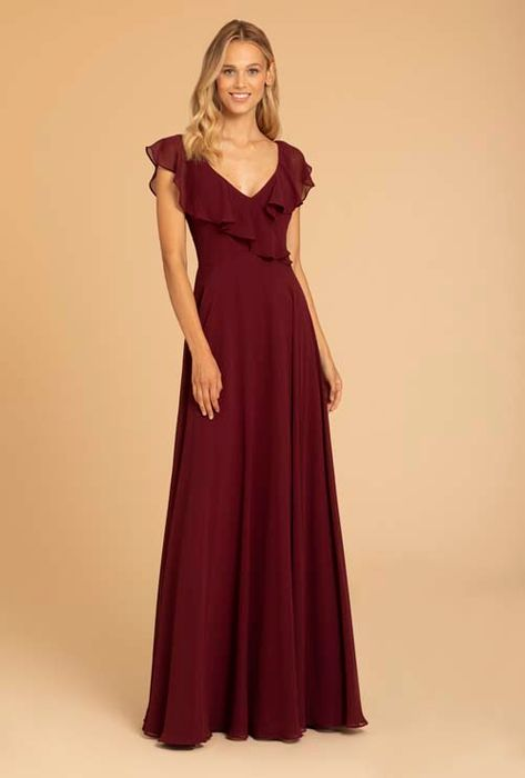 Hayley Paige Occasions BRIDESMAID DRESSES: Hayley Paige 52010