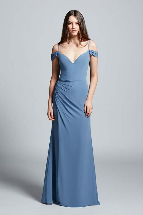 Hayley Paige Occasions BRIDESMAID DRESSES: Hayley Paige 52152