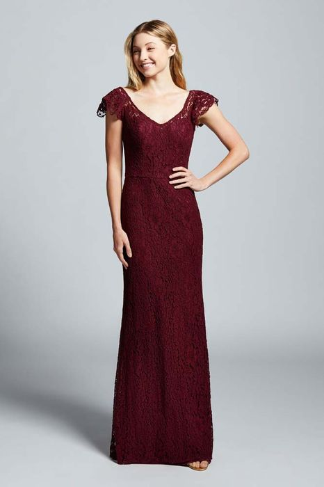 Hayley Paige Occasions BRIDESMAID DRESSES: Hayley Paige 52157