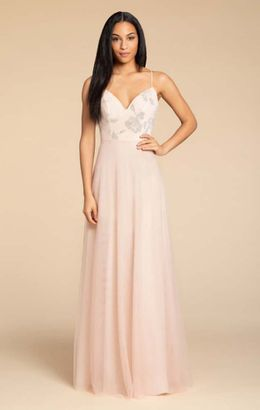 Hayley Paige Occasions BRIDESMAID DRESSES: Hayley Paige 5903
